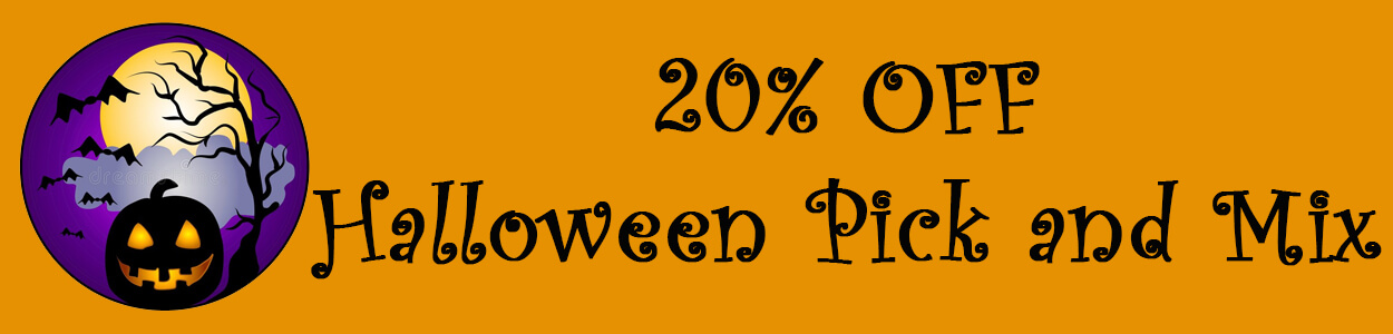 Halloween Sweets - Spooky Sweets - Halloween Pick and Mix