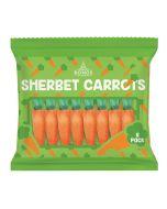 Easter Sherbet filled Carrots novelty Easter sweets