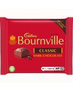 Cadbury Bourneville - 3 Pack
