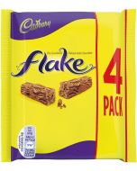 A delicate crumbly milk chocolate bar made by Cadburys