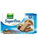 Sugar Free wafer biscuits with a chocolate flavour creme