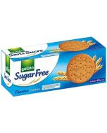 A large 400g box of sugar free digestive biscuits