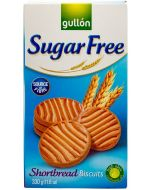 Gullon Sugar Free shortbread cookies perfect for diabetics
