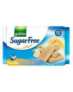 Gullon Sugar Free Wafers with Vanilla flavour, perfect sugar free biscuits for diabetics!
