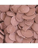 hannahs retro chocolate buttons, milk chocolate flavour sweets
