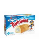 A full box of American Cakes with a creamy filling centre