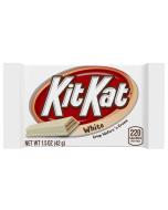 a white chocolate kit kat bar