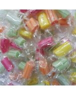 Maxons assorted fruit flavour candy rock pieces