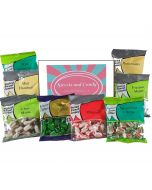 Assorted Mint Sweets In A Hamper Box