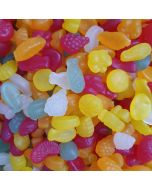 Vegan fruit salad flavour gummy sweets