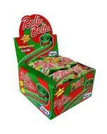 A full box of fizzy watermelon belts