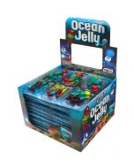 A full box of ocean themed jelly sweets