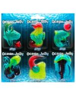 A pack of 6 ocean jelly sweets