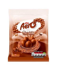 Aero milk chocolate mini eggs Easter chocolates