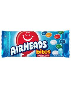 American candy airheads in bitesize pieces