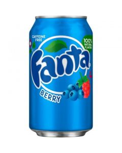 American Fanta Berry, berry flavour Fanta drinks imported from America.