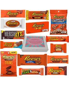 Reese's American Chocolate Hamper Box