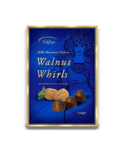 Ashleys Walnut Whirls Box