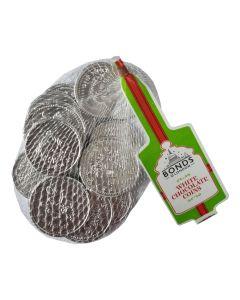White Chocolate Coins 75g Net