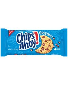 Chocolate chip cookies imported from america