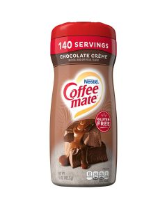 Chocolate flavour coffee mate coffee creamer imported from america