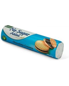 Gullon No added sugar chocolate creams biscuits