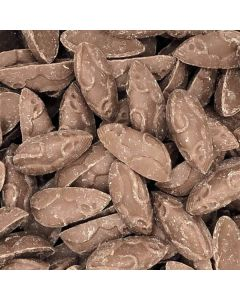 A 1kg bag of chocolate mice, milk chocolate flavour candy pieces in the shape of mice! Popular retro sweets!