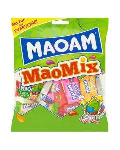 Haribo Maoam Mix bag of sweets including bloxx, pinballs, stripes and joystixx