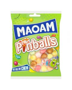 Maoam fruit and cola flavoured chewy sweets