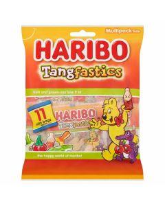 Haribo Tangfastics Minis - 11 Pack