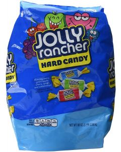 A huge bulk bag of American Jolly Rancher fruit flavour candies!