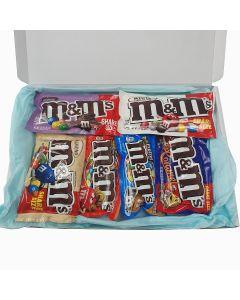 American M&M Letterbox Hamper