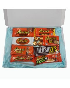 Reese's American Chocolate Letterbox Hamper