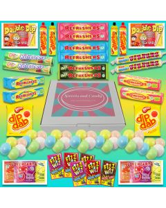 Retro Sherbet and Popping Candy Hamper