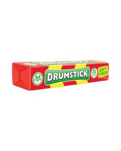 Swizzels raspberry and vanilla drumstick flavour chewy sweets