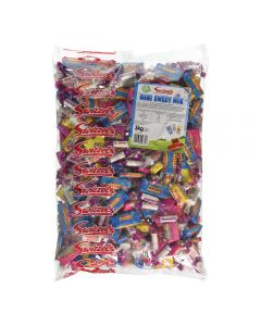 Swizzels Mini Sweet Mix 3 Kilograms