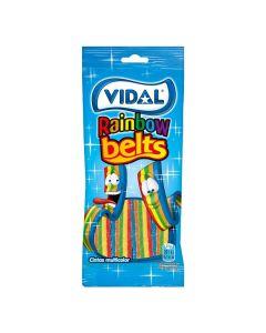 Fizzy Rainbow Belts 100g
