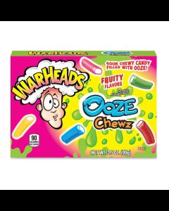 Warheads Ooze Chews Theatre Box