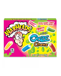 These warheads sweets are sour chewy candy filled with ooze! Imported American sweets